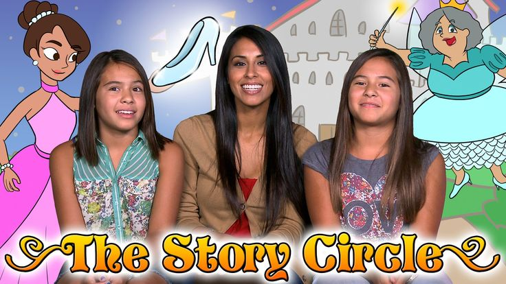 Listen to RissRoseDos version of Cinderella on the Story Circle