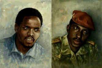 The Generals and the Revolutionary Leaders Steve Biko & Thomas Sankara