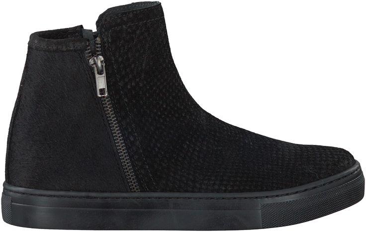 Zwarte Kanjers Korte laarzen 3260