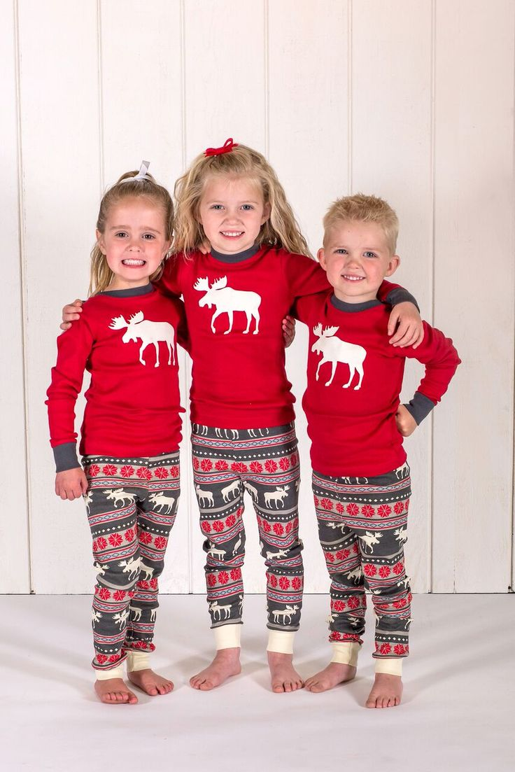 We'd love to see you and your family wearing your High Country Christmas pajamas. Post a photo in the comments below.