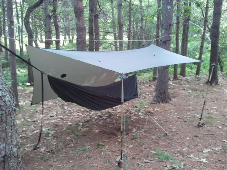 warbon  blackbird hammock   lightweight backcountry  fort  8 best hammock  suspension images on pinterest   hammock hammocks      rh   pinterest