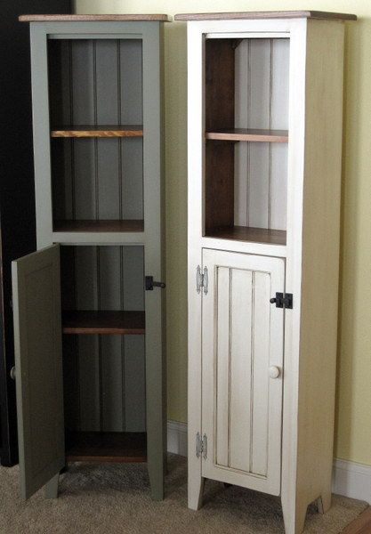 Chimney cupboard plans free woodworking projects plans for Jelly cabinet plans
