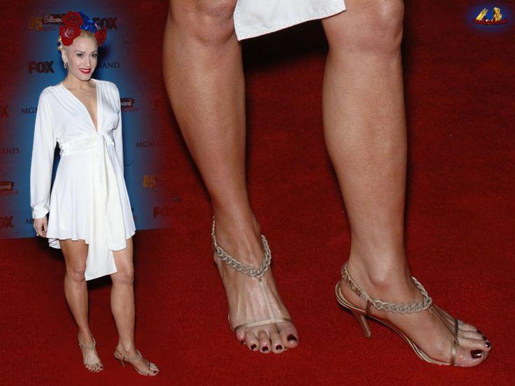 Gwen Stefani Feet | Gw...