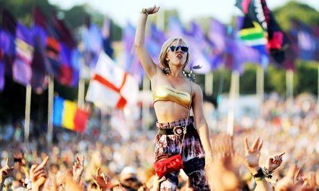 Glastonbury Festival 2010: Day 2
