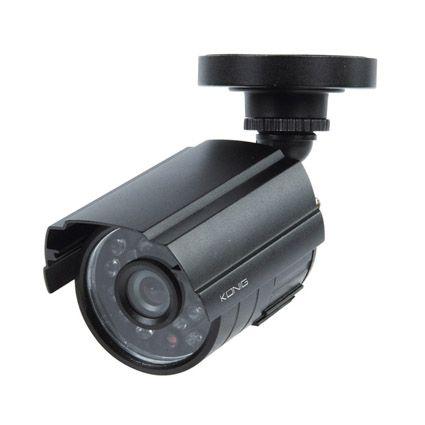 #Camara CCTV con Vision Nocturna Konig SEC-CAM25;  con carcasa compacta para obtener una vigilancia discreta. Está equipada con soporte y LEDs IR para visión nocturna. Además incluye 18 metros de cable de conexión... En   http://www.opirata.com/camara-cctv-vision-nocturna-konig-seccam25-p-28183.html