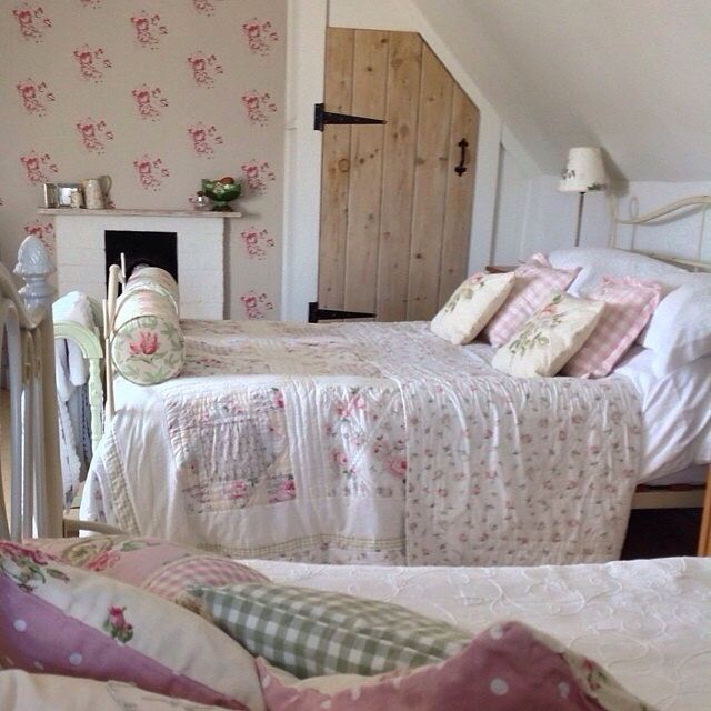 Cottage Bedrooms: 17 Best Images About Home Bedrooms On Pinterest