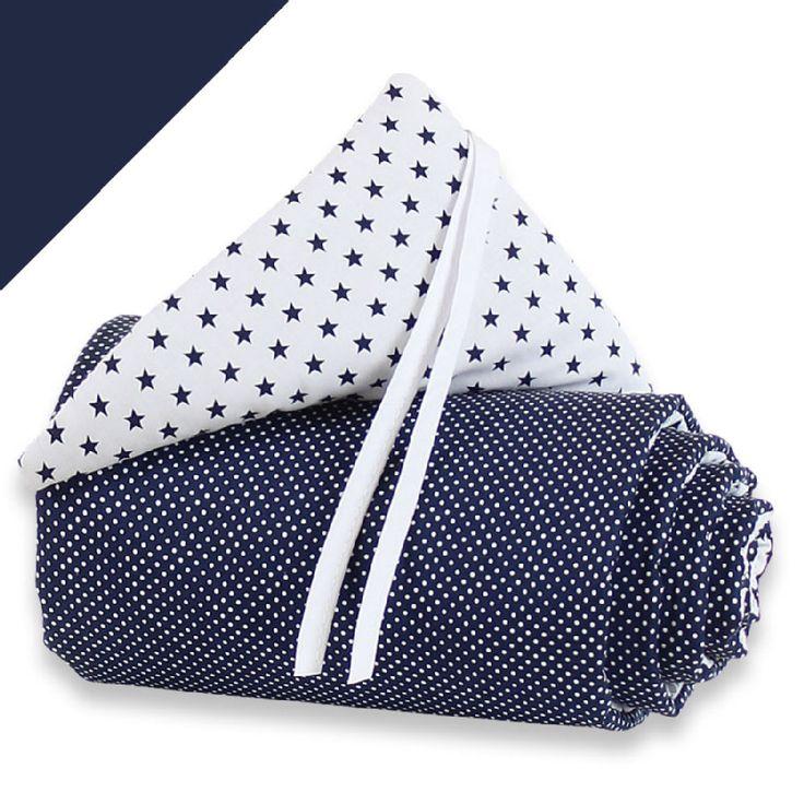 babybay Nestchen Midi / Mini Sterne blau/weiss bei babymarkt.de - Ab 20 € versandkostenfrei ✓ Schnelle Lieferung ✓ Jetzt bequem online kaufen!