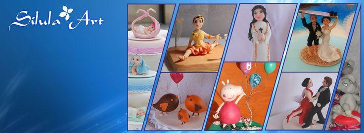 Cake toppers personalizzati per occasioni speciali