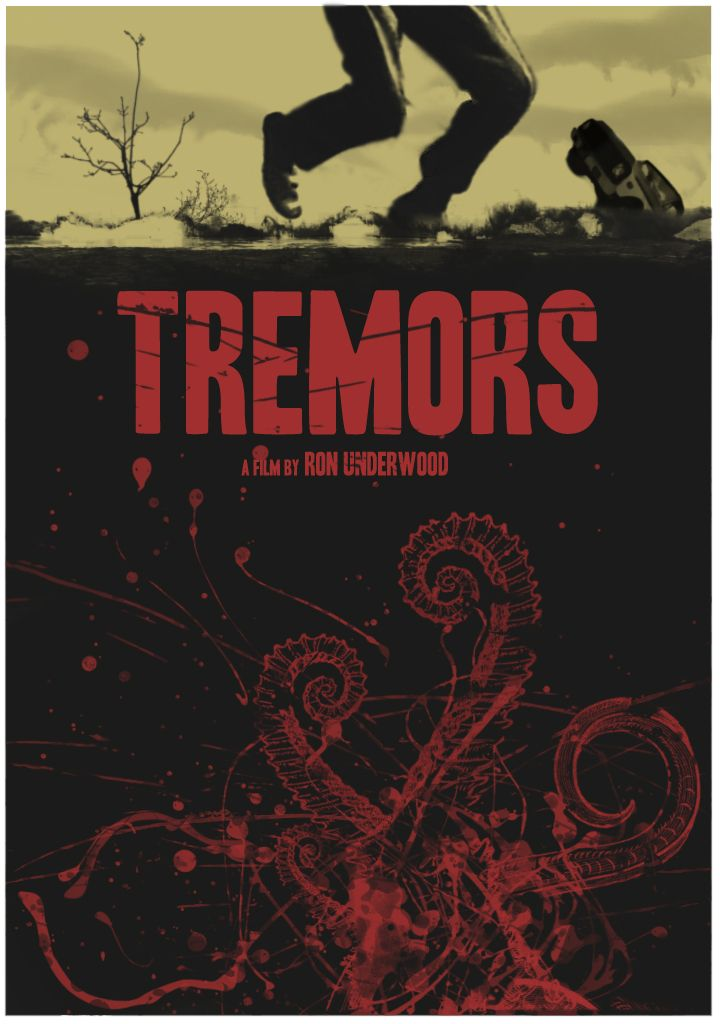Tremors.. this takes me back to when i was younger. I still get excited when i see it on T.V.