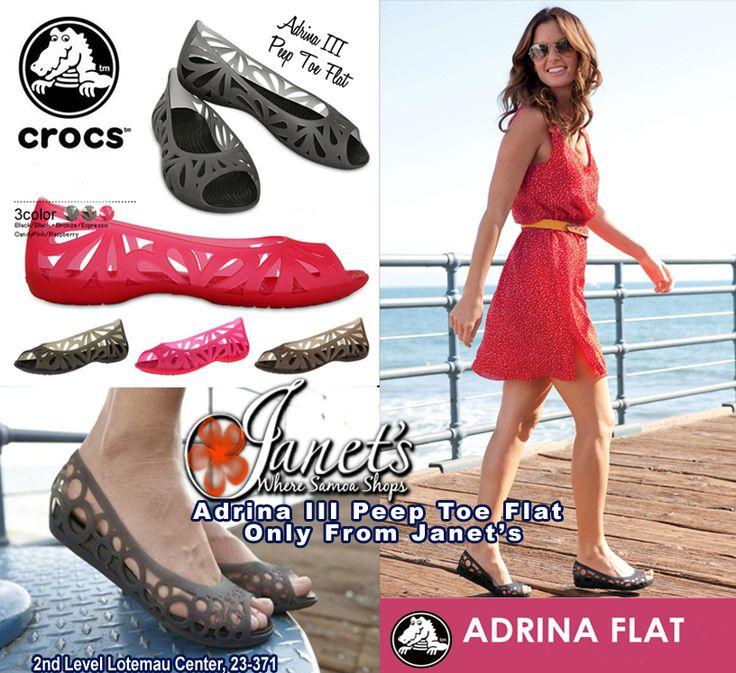 Wearing Crocs Flats | www.pixshark.com - Images Galleries ...