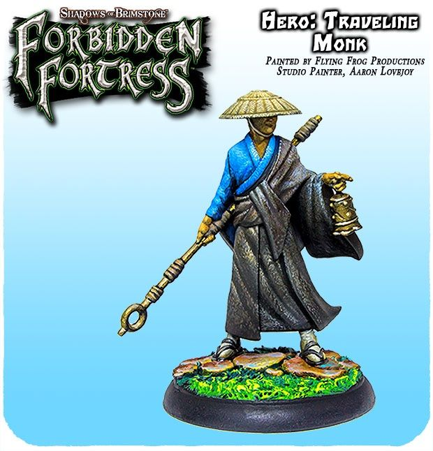 Shadows of Brimstone: Forbidden Fortress by Flying Frog Productions — Kickstarter
