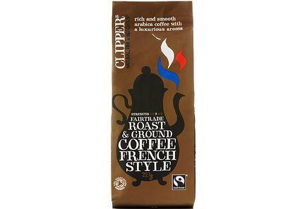 Clipper French  Style luomu, Reilun kaupan kahvi