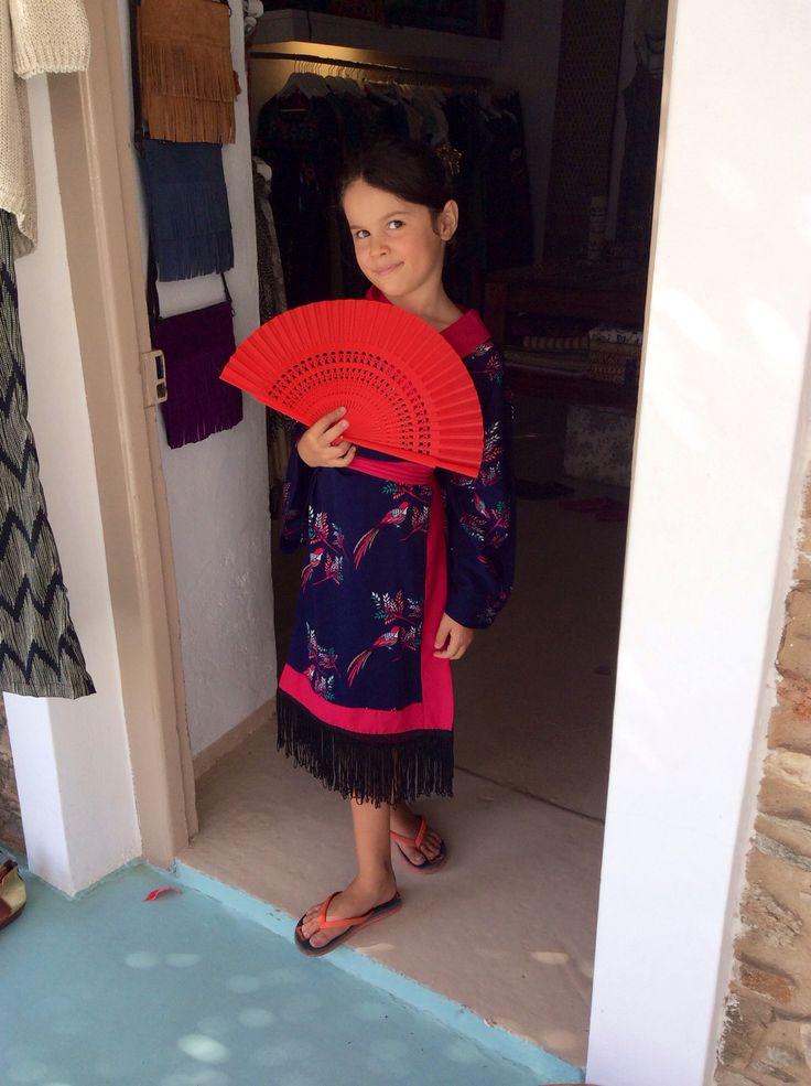 Boho Queens  kimono  at Nota's shop