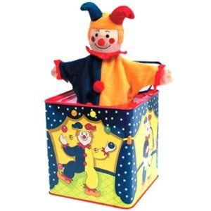 Jack in the box toys actually help with separation anxiety (something goes away but  sc 1 st  Pinterest & 155 best jack in the box images on Pinterest | Jack in the box ... Aboutintivar.Com