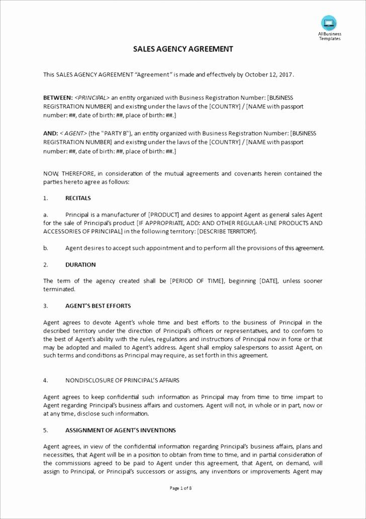 Freelance Makeup Artist Contract Template Luxury Samples