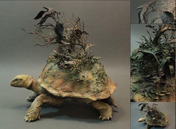 CUSTOM ORDER- Personal Creature  http://creaturesfromel.deviantart.com/