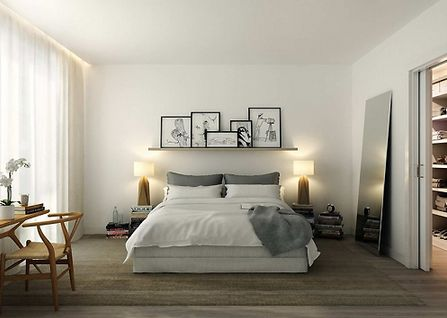 love you big: Peaceful bedroom