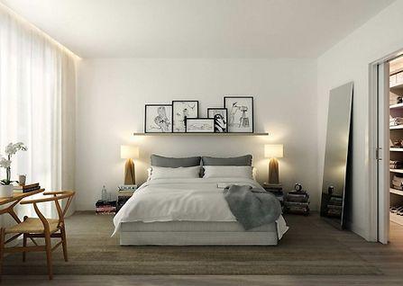 love you big: Peaceful bedroom