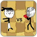Download Meme vs Rage:        SO MANY TAPPiNG ERRORS COULD Y OU FIX DAT  Here we provide Meme vs Rage V 1.0.6 for Android 3.0++ A tower defense game – A meme and rage comic war.Super funny graphics. Excellent and Addictive gameplay. Features:     *48 great maps with 4 campaigns and a big survival endless map   ...  #Apps #androidgame #MemeRage  #Strategy http://apkbot.com/apps/meme-vs-rage.html