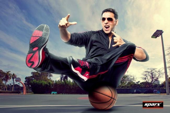 Akshay Kumar's Sparx photoshoot | PINKVILLA