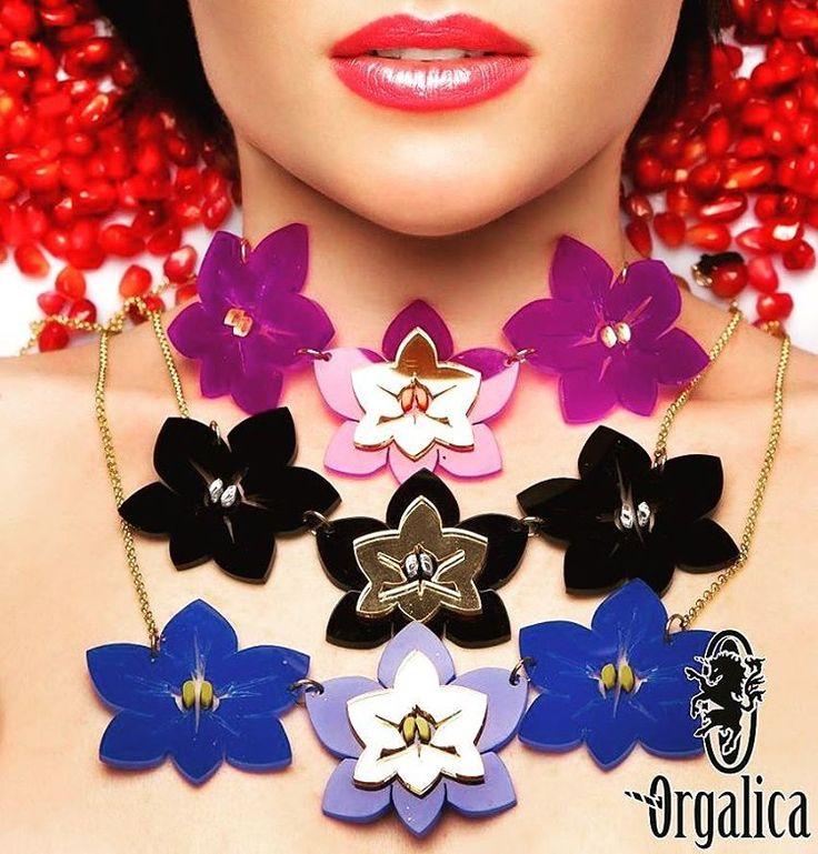 Вы посмотрите какие цветочки! Представлены 3 цвета но их гораздо больше! Выбери свой цвет из большой палитры вкуса!  #Оргалика #Orgalica #цвет #цветы #самоцветы #фиалка #лепестки  #модавкуса #нектарин