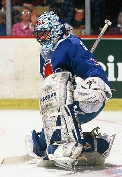 Quebec Nordiques Goalie | Québec Nordiques goaltending history : Stéphane Fiset