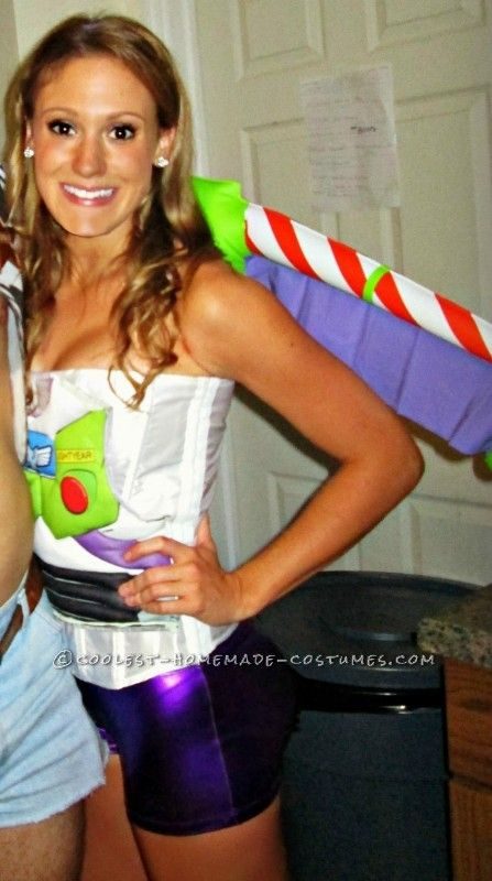 Sexy Buzz Lightyear Halloween Costume ...This website is the Pinterest of birthday cakes