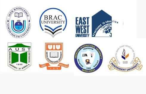 In Bangladesh around 79 private universities has already been established. Although study in private universities is now available