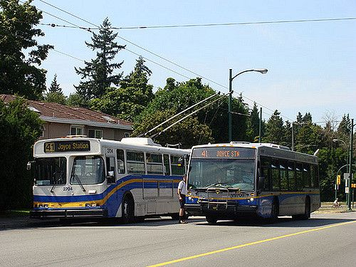 how to get from vancouver to abbotford by public transport