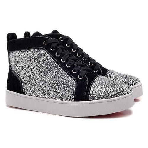 louboutin sneakers soldes