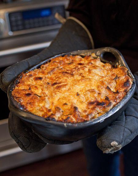 carroty mac & cheese | so I like to eat crucify me | Pinterest
