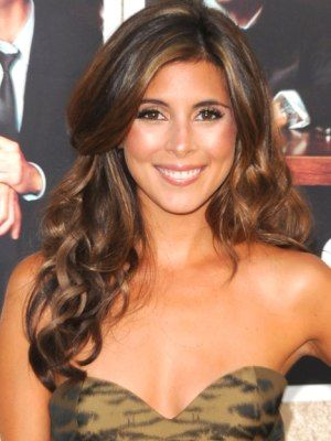 Jamie-Lynn Sigler (born: May 15, 1981, Jericho, Town of Oyster Bay, NY, USA) is an American actress and singer. She is known for her role as Meadow Soprano on the HBO series The Sopranos. She is married to Lenny Dykstra's son.