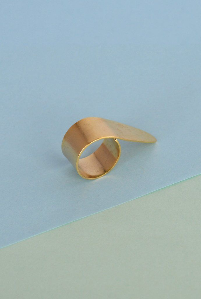 Anillo-Pluma-Kavanna Jewels