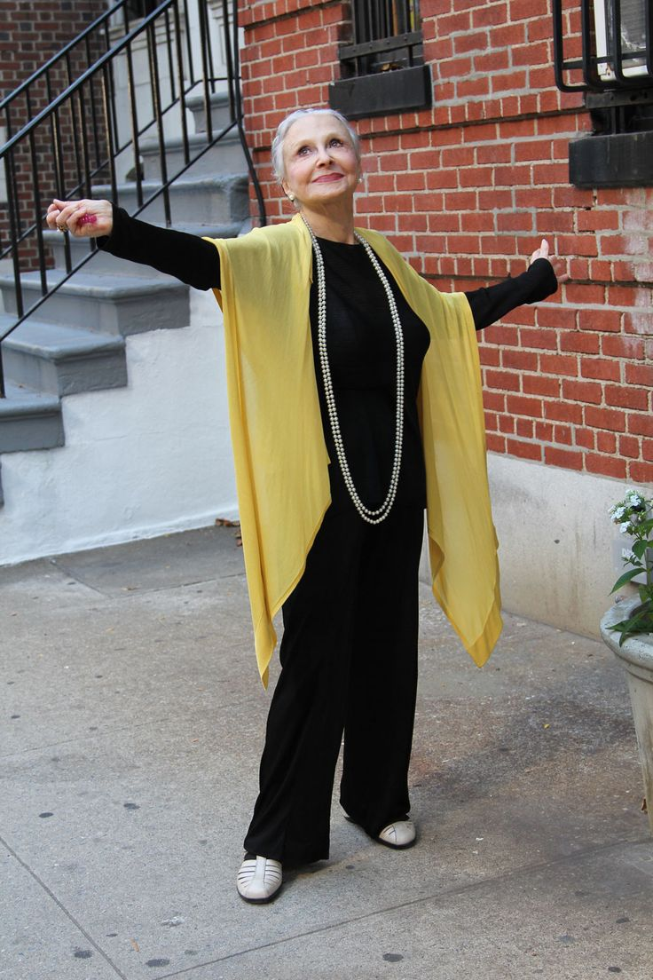 Joyce Carpati in New York