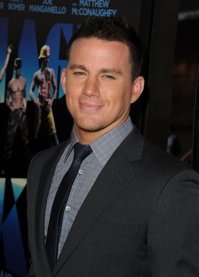 Channing Tatum at event of Magic Mike