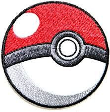Pokemon Iron On Patch