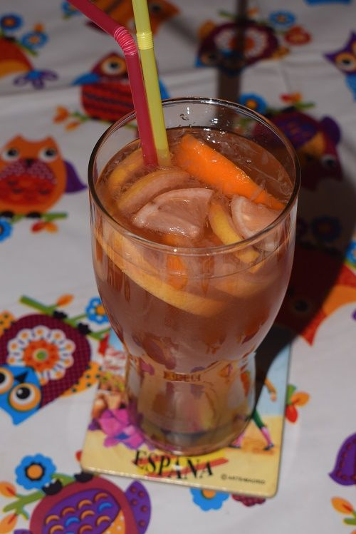 Cristina's world: Sangria
