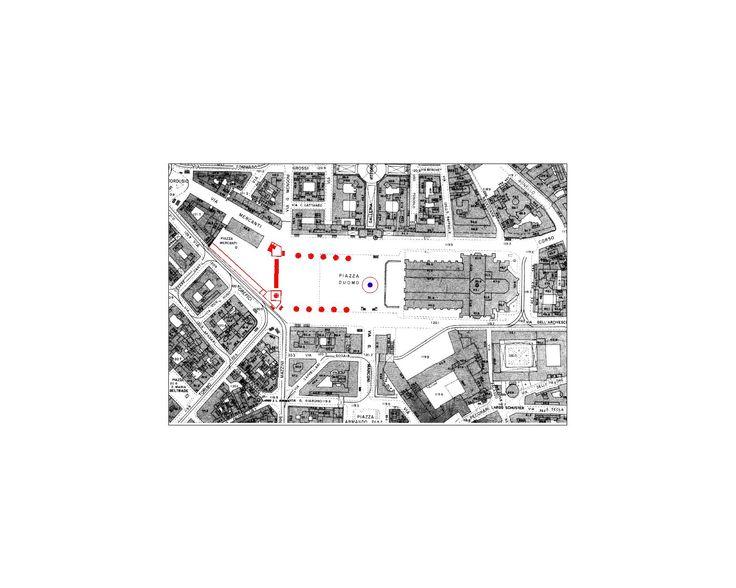 TREVI FLASH ART MUSEUM COMPETITION - by Studio di Architettura Roberto Carlando. Piazza Monte Falterona n°11 Milano - 20148 Italy. Phone +39.02.48713840 studio@robertocarlando.com ; www.robertocarlando.com