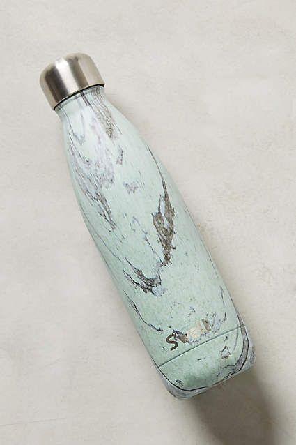 S'well Reusable Water Bottle - (Small, in Light Denim)  - anthropologie.com