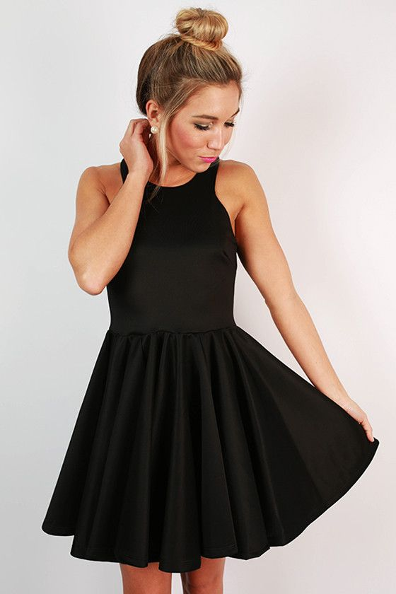 Crazy Beautiful Fit & Flare Dress in 2019