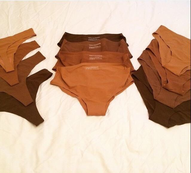 thelingerieaddict:  imdemetrialynn:  ridge:  I fux with this  nude  These are by Nubian Skin, by the way. They're a black-owned brand in a notoriously difficult sector to break into (lingerie), and they will only succeed if people know they exist and buy from them. Here's the link: https://www.nubianskin.com/Bluestockings (a feminist, LGBTQIA lingerie boutique) also stocks them: http://www.bluestockingsboutique.com/collections/nubian-skinSupport the businesses who support you.