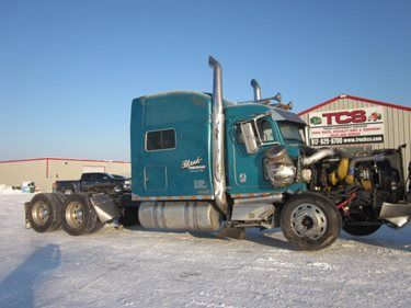 *NON RUNNING* Peterbilt **PARTING OUT** All makes & models available for parts picking! www.TruckCS.com (866) 318-9827