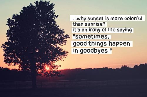 quotes about sunsets - Αναζήτηση Google