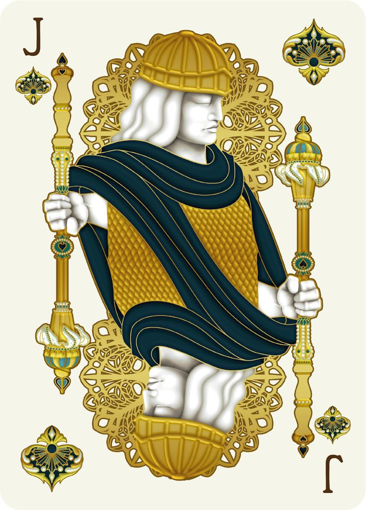 Nouveau BIJOUX Jack of Spades - playing cards art, game, playing cards collection, playing cards project, cards collectors, design, illustration, card game, game, cards, cardist, cardistry, bijoux, jewelry