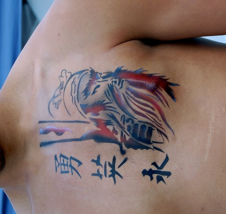 Tattoo Quotes Near Me: Best 25+ Tribal Chest Tattoos Ideas On Pinterest