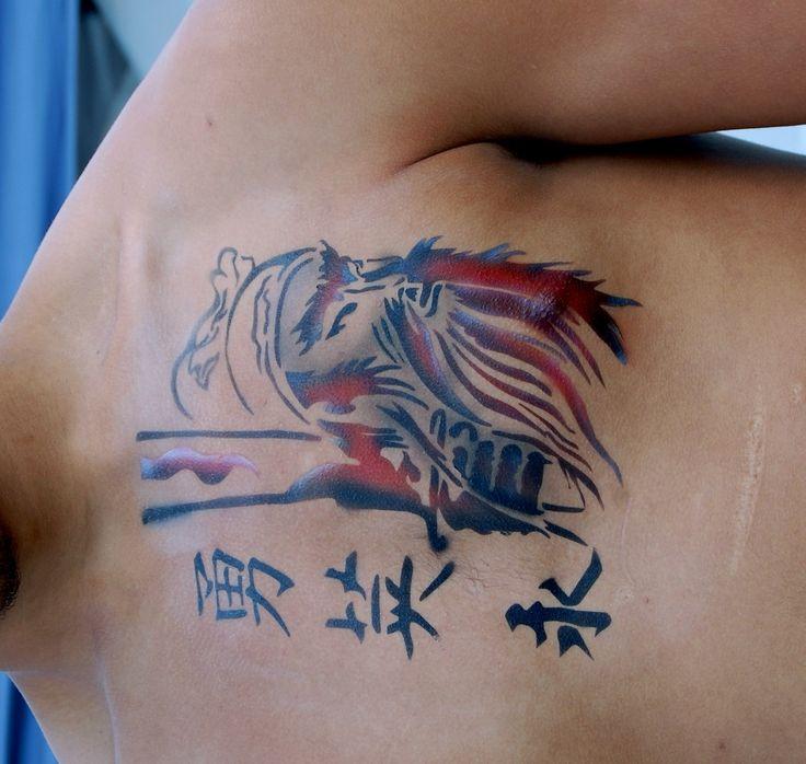 Best 25+ Tribal Chest Tattoos Ideas On Pinterest