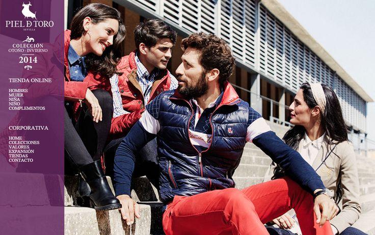 ¡Abrimos nuestra #tiendaonline en pieldetoro.com! Tu #moda española favorita a un solo clic de distancia