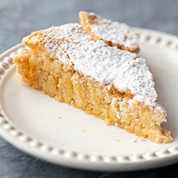 Torta de Santiago - Przepis