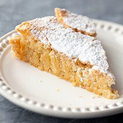 Torta de Santiago - Przepis (Bez mąki)