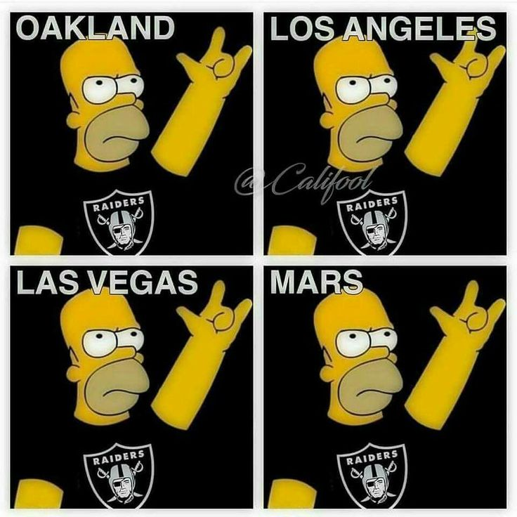 No matter where they go I'll always be a raider fan!!!